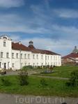Я уже забыла, что именно я снимала. какое то из зданий монастыря №2.