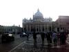 Ватикан. В Соборе Святого Петра.