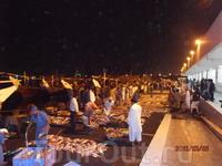 Аджман рыбный рынок 4