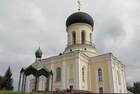 Наро-фоминская Церковь Николая Чудотворца