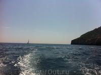 Ионическое-Адриатические моря)