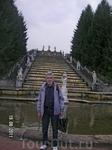 Петергоф. Нижний парк. Золотой каскад