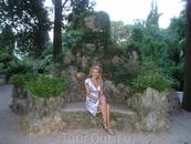 Хорватия, Опатия, парк