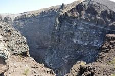 Прогулка вокруг кратера.