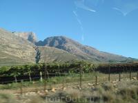 в Африке горы вот такой высоты....:))
