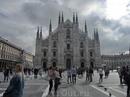 Конечно же главное сооружение Милана его собор, Duomo di Milano, Собор Рождества Девы Марии (Cattedrale di Santa Maria Nascente). Он поражает с первого взгляда не столько огромным размером, сколько изящным мраморным кружевом, украшающим стены и купол. Ну а по размеру он является третьим в Европе после Собора Святого Петра в Риме и Собора в Севилье.