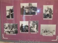 Семейные фотографии в Сенаре. 1930-е годы.