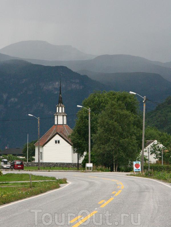 Дороги Норвегии.