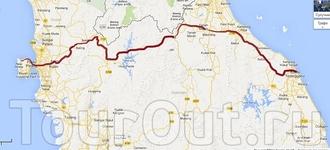 Фото 28 рассказа Малайзия - с запада на восток Малайзия
