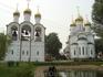 Никольский женский монастырь. Церковь Петра и Павла.