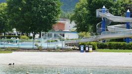 Мини-аква-парк в Роттарх-Эгерне