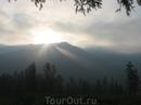 Закат. долина р. Орзагай
