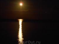 Лунная дорожка. Пляж Беницеса
