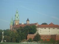 Вавельский замок (холм)