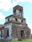 Разрушенный собор. Кстати, пострадал он во время Великой Отечественной войны