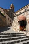 Живописный город Монтальчино в Тоскане расположен прямо в долине Валь д'Орча