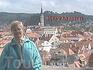 Чешский Крумлов впечатлил даже больше Праги!