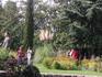 В парке на территории ДК моряков
