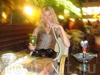 в ресторане Аммана