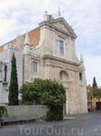 Церковь Святого Августина (Iglesia de San Agustín ), в которой размещается Исторический муниципальный архив Вальядолида. Симпатичное здание с трудной судьбой ...