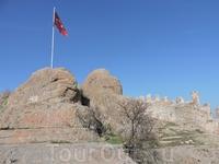 Крепость Карахисар.