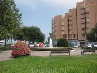 Площадь Римини