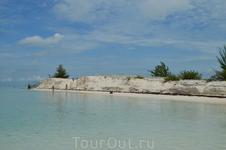 островок в Карибском море. Кайо-Ларго
