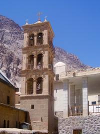 Монастырь Св. Екатерины, Гора Синай