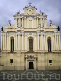 Костёл Святых Иоаннов