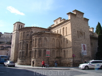 Толедо. Церковь Сантьяго дель Аррабаль