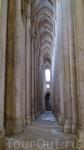 Своды собора аббатства