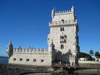 Лиссабон. Башня Белем