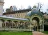 Фотография Садовая колоннада Карловых Вар