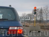 и знаки и светофоры забавные