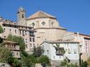 Со смотровой площадки собора хорошо видна церковь Святого Петра. Церковь пережила за свое существование множество реконструкций. Предположительно первоначально ...