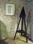 Франция. Каркассон. Музей инквизиции. Дыба
