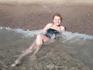 Ласковое море в январе