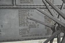 Военный мемориал в Тауэр-Хилл.