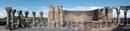 Первым делом — грандиозные развалины Звартноца. Огромный храм простоял всего триста лет, с 7 по 10 век нашей эры и, вполне традиционно для Армении, был ...