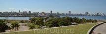 вид на Гавану с крепости эль Морро