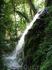 Водопад на территории поместья Ла Гранх