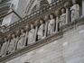 двенадцать еврейских  королей украшающих Норт дам де Пари