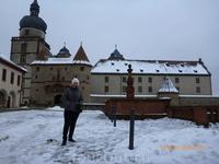 Вюрцбург, крепость Мариенбург
