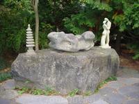 В саду камней