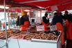 На рыбном рынке  Бергена
