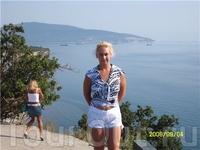 Просто красивый вид на черное море...