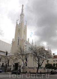 Церковь Ла Консепсьоне