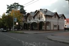 Вокзал Светлогорск 2