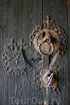 Деревянная церковь в Урнесе, Норвегия — самая древняя из сохранившихся ставкирок, возведена приблизительно в 1130 году.