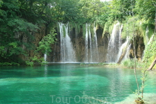 Плитвицы,красота озер и водопадов